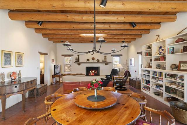 18 & 19 The Hill, Lamy, NM 87540 (MLS #202005024) :: Summit Group Real Estate Professionals