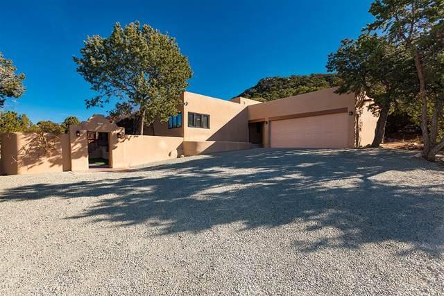 16 Golden Ridge Road, Santa Fe, NM 87505 (MLS #202005026) :: The Very Best of Santa Fe