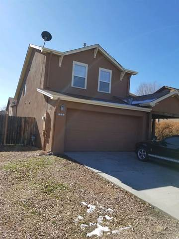 271 Bryce, White Rock, NM 87547 (MLS #202005027) :: Summit Group Real Estate Professionals