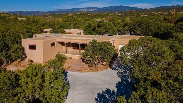 105 Camino Encantado, Santa Fe, NM 87501 (MLS #202005032) :: Summit Group Real Estate Professionals