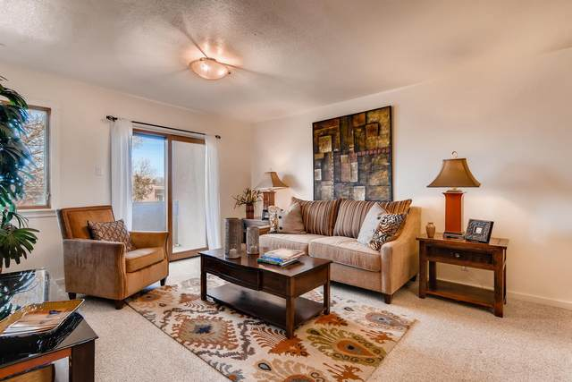 601 San Mateo #48, Santa Fe, NM 87505 (MLS #202005036) :: Neil Lyon Group | Sotheby's International Realty
