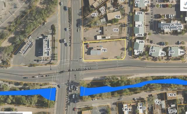 781 W Alameda, Santa Fe, NM 87501 (MLS #202005071) :: Berkshire Hathaway HomeServices Santa Fe Real Estate