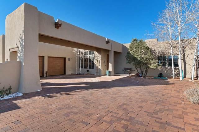 37 Camino Botanica, Santa Fe, NM 87507 (MLS #202005076) :: Neil Lyon Group   Sotheby's International Realty