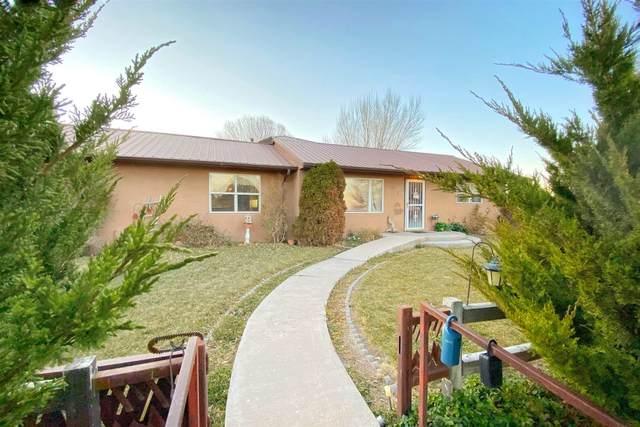 9 Lori Lane, Estancia, NM 87016 (MLS #202005089) :: Stephanie Hamilton Real Estate