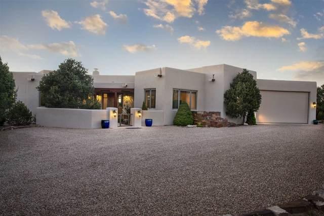 6 Daisy Ct, Santa Fe, NM 87506 (MLS #202005093) :: Neil Lyon Group | Sotheby's International Realty