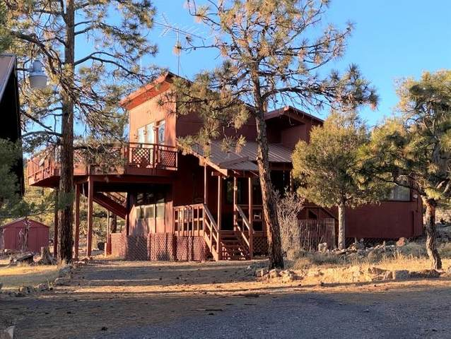 10 Rocky Road, Rutheron, NM 87551 (MLS #202005111) :: The Very Best of Santa Fe
