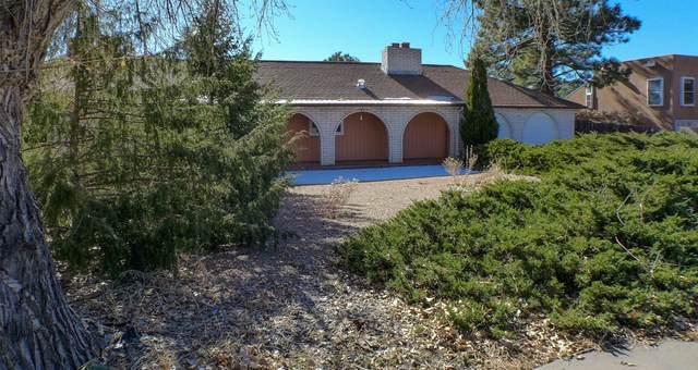 131 Rim Road, Los Alamos, NM 87544 (MLS #202005122) :: Neil Lyon Group | Sotheby's International Realty