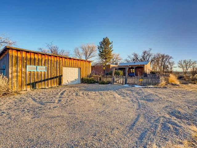 194 & 190 County Road 84C, Santa Fe, NM 87506 (MLS #202005131) :: Neil Lyon Group | Sotheby's International Realty