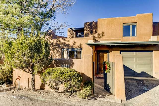 346 1/2 Calle Loma Norte, Santa Fe, NM 87501 (MLS #202005132) :: Summit Group Real Estate Professionals
