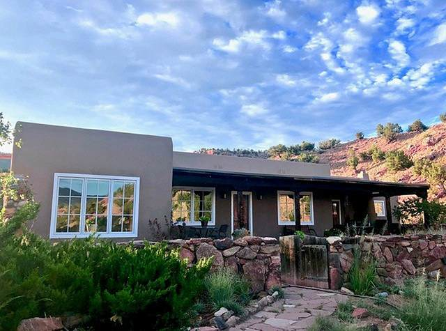 65 Mesa Prieta Road, Youngsville, NM 87064 (MLS #202005138) :: The Very Best of Santa Fe