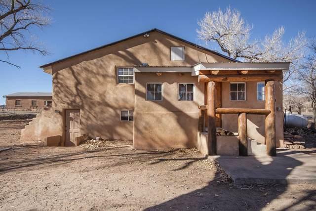 886 Nm Hwy 4, San Ysidro, NM 87053 (MLS #202005155) :: Stephanie Hamilton Real Estate