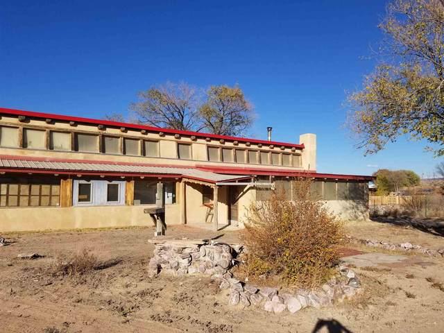 24 Old Dump Road, Espanola, NM 87532 (MLS #202005169) :: Neil Lyon Group   Sotheby's International Realty
