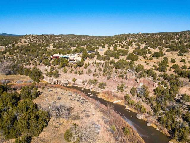 0 C'est La Vie En Rose Ranch, Ilfeld, NM 87538 (MLS #202005192) :: The Very Best of Santa Fe