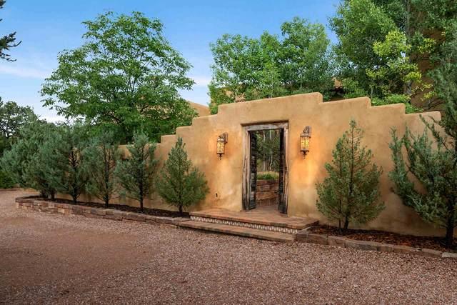 1005 Paseo Barranca, Santa Fe, NM 87501 (MLS #202005200) :: The Very Best of Santa Fe