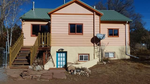 194 Nm 50, Santa Fe, NM 87535 (MLS #202005221) :: Summit Group Real Estate Professionals