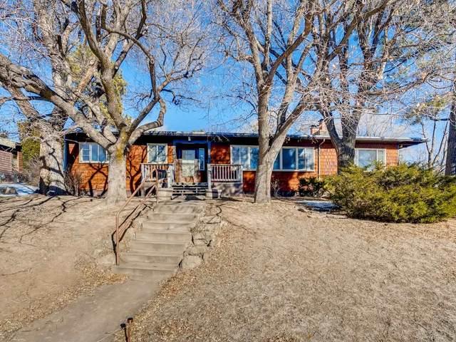 3204 Villa Street, Los Alamos, NM 87544 (MLS #202005277) :: Neil Lyon Group | Sotheby's International Realty