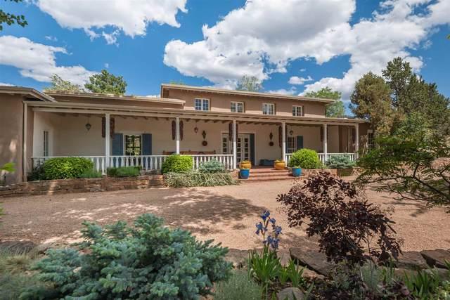 797 Camino Del Monte Sol, Santa Fe, NM 87505 (MLS #202005282) :: The Very Best of Santa Fe