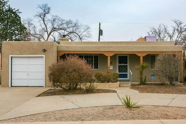4634 Idlewilde Lane, Albuquerque, NM 87108 (MLS #202005297) :: Summit Group Real Estate Professionals