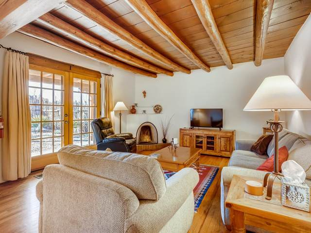 125 Kearney Ave, Santa Fe, NM 87501 (MLS #202100013) :: Neil Lyon Group | Sotheby's International Realty