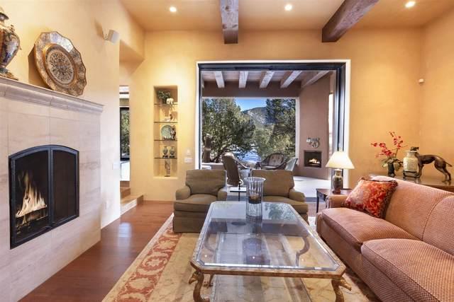 1941 Cerro Escondido, Santa Fe, NM 87501 (MLS #202100017) :: Neil Lyon Group | Sotheby's International Realty