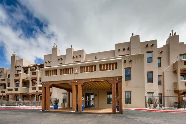1405 Vegas Verdes B 237, Santa Fe, NM 87507 (MLS #202100023) :: The Very Best of Santa Fe