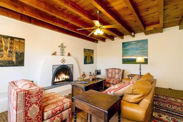 3825 State Highway 14, Santa Fe, NM 87508 (MLS #202100029) :: Neil Lyon Group | Sotheby's International Realty
