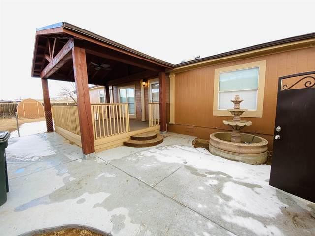 1129 Calle Nueva Vista, Santa Fe, NM 87507 (MLS #202100051) :: The Very Best of Santa Fe