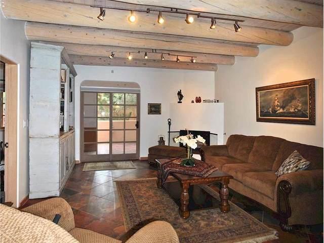 3101 Old Pecos Trail #156, Santa Fe, NM 87505 (MLS #202100066) :: Neil Lyon Group   Sotheby's International Realty