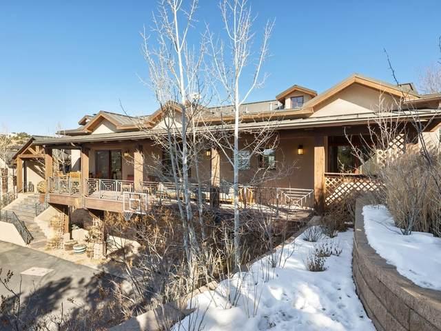 2201 Hyde Park Road, Santa Fe, NM 87501 (MLS #202100078) :: The Very Best of Santa Fe