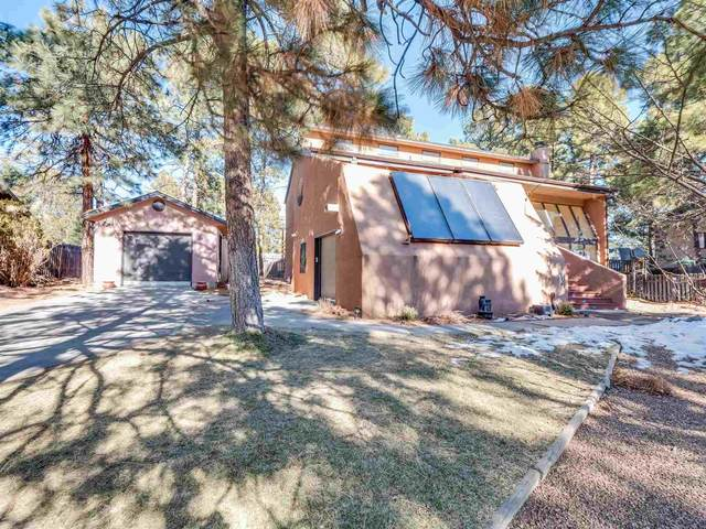 1992 Cumbres Patio Street, Los Alamos, NM 87544 (MLS #202100097) :: Neil Lyon Group | Sotheby's International Realty