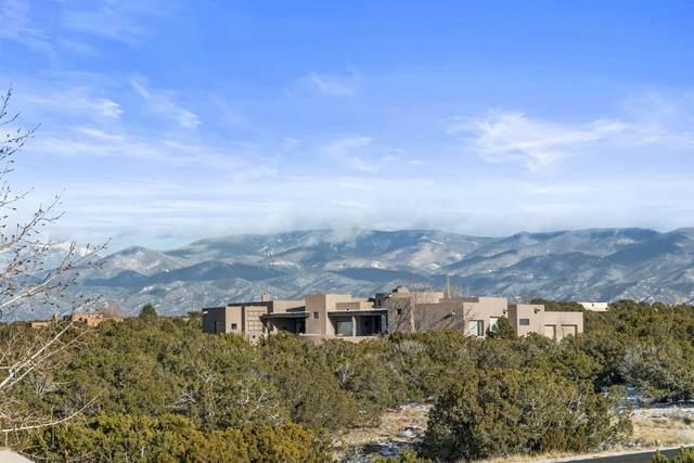 40 Mustang Mesa, Santa Fe, NM 87506 (MLS #202100105) :: Neil Lyon Group | Sotheby's International Realty