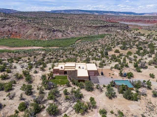 13 El Tesoro Trail, Abiquiu, NM 87064 (MLS #202100137) :: Neil Lyon Group   Sotheby's International Realty