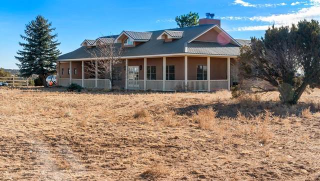 54 Jacinto B, Santa Fe, NM 87508 (MLS #202100145) :: The Very Best of Santa Fe