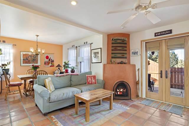 2600 W Zia Road #E-5, Santa Fe, NM 87505 (MLS #202100146) :: The Very Best of Santa Fe
