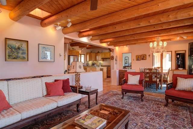 1009 Sierra Del Norte, Santa Fe, NM 87501 (MLS #202100155) :: Neil Lyon Group | Sotheby's International Realty