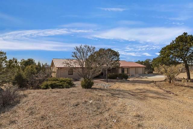5 Verano Loop, Santa Fe, NM 87508 (MLS #202100167) :: The Very Best of Santa Fe