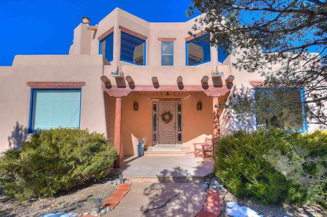 12 Via San Martin, Santa Fe, NM 87506 (MLS #202100183) :: Neil Lyon Group | Sotheby's International Realty