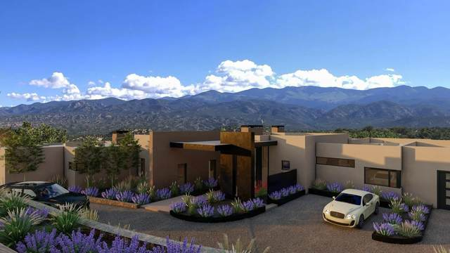 3285 Monte Sereno Drive - Lot 47, Santa Fe, NM 87506 (MLS #202100194) :: The Very Best of Santa Fe