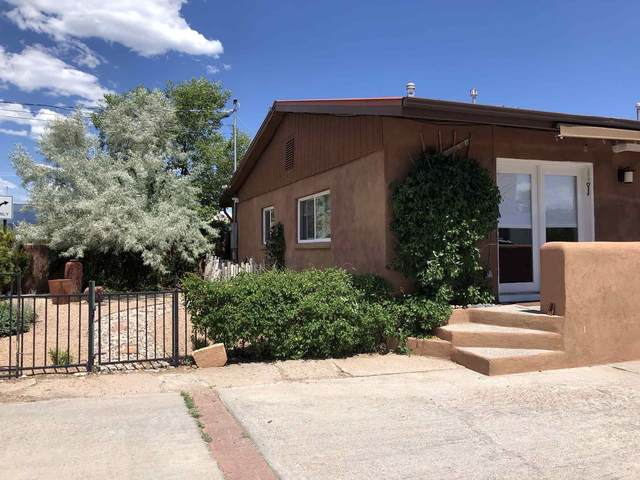 1506 W Alameda, Santa Fe, NM 87501 (MLS #202100201) :: Stephanie Hamilton Real Estate