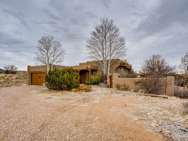 1 Nido Lane, Santa Fe, NM 87508 (MLS #202100212) :: Berkshire Hathaway HomeServices Santa Fe Real Estate