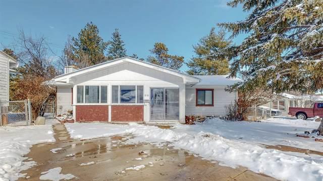 3520 Ridgeway Dr, Los Alamos, NM 87544 (MLS #202100215) :: Summit Group Real Estate Professionals