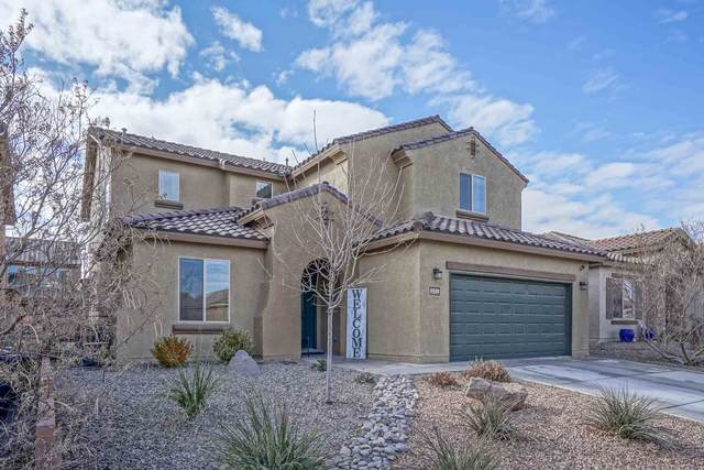 9509 Flint Rock, Albuquerque, NM 87114 (MLS #202100239) :: The Very Best of Santa Fe