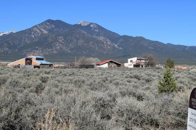 Tract C Mesa Vista Rd, Taos, NM 87529 (MLS #202100283) :: Neil Lyon Group | Sotheby's International Realty