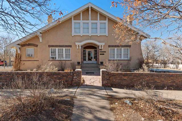 644 Don Gaspar Ave., Santa Fe, NM 87505 (MLS #202100288) :: Berkshire Hathaway HomeServices Santa Fe Real Estate