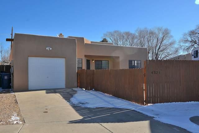 4321 Paseo De La Acequia, Santa Fe, NM 87507 (MLS #202100330) :: Neil Lyon Group | Sotheby's International Realty