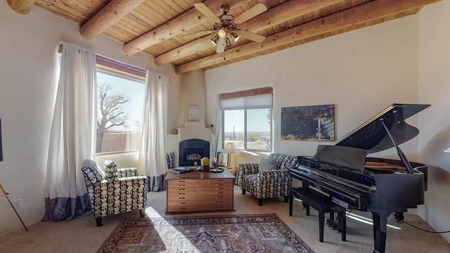 3 Trails Road West, Placitas, NM 87043 (MLS #202100341) :: Stephanie Hamilton Real Estate