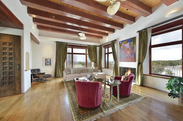 7317C Old Santa Fe Trail, Santa Fe, NM 87505 (MLS #202100345) :: Stephanie Hamilton Real Estate