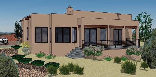 1774 NW Calle Arbolitos, Santa Fe, NM 87506 (MLS #202100352) :: Neil Lyon Group | Sotheby's International Realty