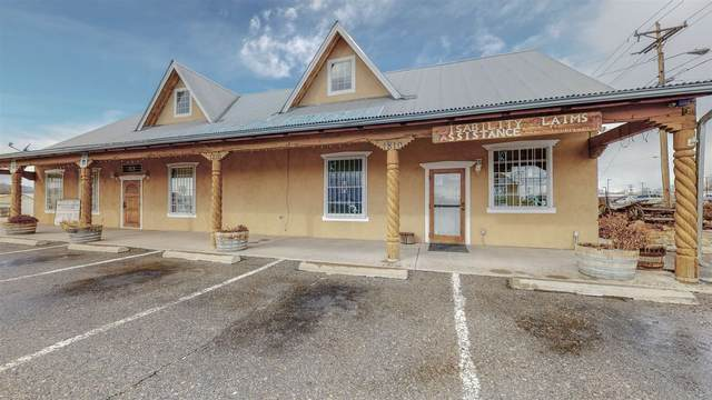 1810 N Riverside Drive, Espanola, NM 87532 (MLS #202100354) :: Stephanie Hamilton Real Estate