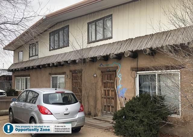 1226 Calle De Comercio, Santa Fe, NM 87507 (MLS #202100357) :: Neil Lyon Group   Sotheby's International Realty